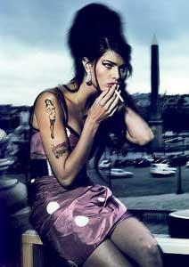 Isabeli para Vogue Francesa