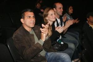 Eri Johnson e Fernanda Rodrigues